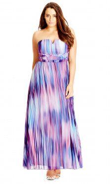 Shop Women's Plus Size Women's Plus Size Occasion Dress   City Chic USA