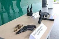 Noticias de Cúcuta: Descubierta caleta con armamento en Cerro de la Cr...