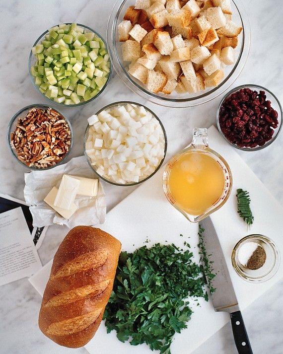"Our favorite approach to cooking comes from the kitchens of France and can be adapted to any recipe. The term ""mise en place"" refers to the advance preparation of a dish's ingredients; all should be measured, chopped, diced, or sliced according to recipe instructions before you begin."