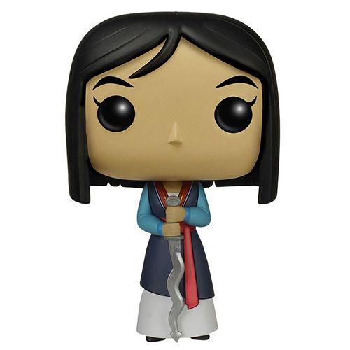 Mulan est le personnage principal du dessin animé des studios Disney : Mulan…
