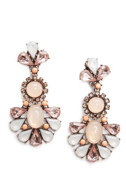 TOUCH - Stones earrings