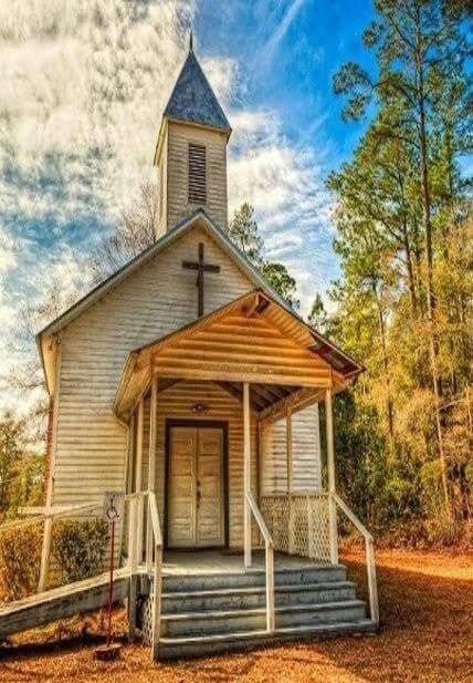 little old country church