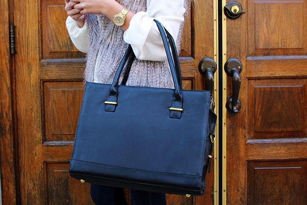 6 Incredibly Stylish Laptop Bags That Will Literally Impress Everybody