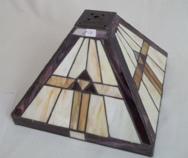 stained glass lamp shades | hardware, buckets, and stained glass lamp shade