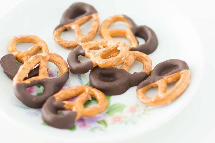Chocoladepretzels - Bringinghappiness.nl