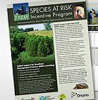 Government of Ontario Species at Risk Booklet