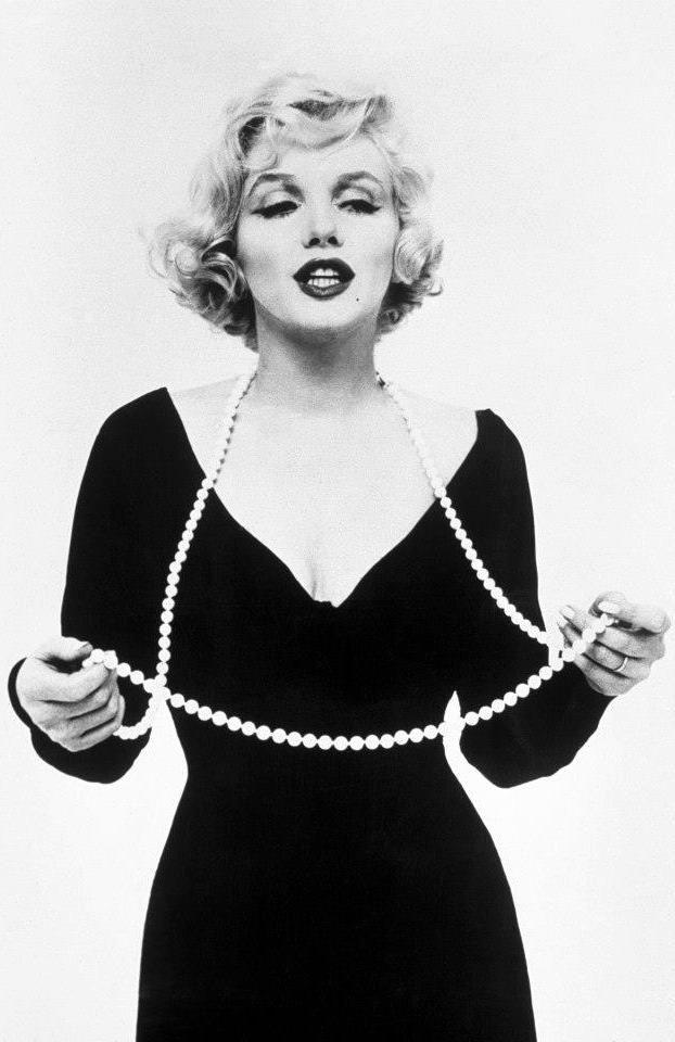 Marilyn Monroe - Some like it hot 1959 by Richard Avedon