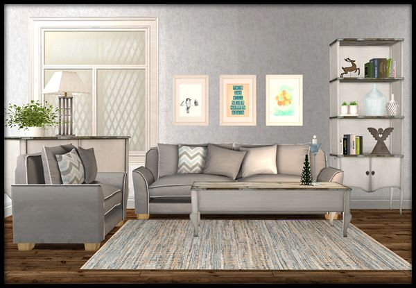 MysticRain Tea Coffee Living Room Recolors