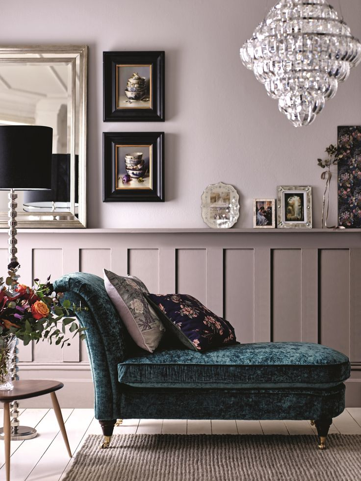 Add A Touch Of Class To Your Living Room By Adding An Autumnal Coloured Chiase Longue Overmantle MirrorLuxury
