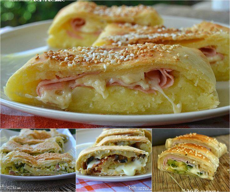Ricette per rustici facili e sfiziosi tante ricette facili gustose e diverse per salvare un pranzo o una cena, ideali anche per aperitivi e buffet