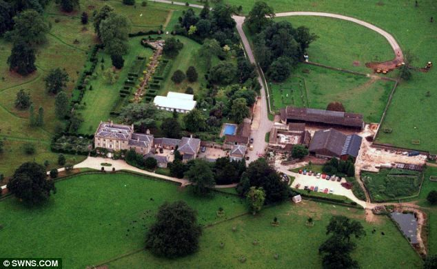 151 best british royal homes highgrove house images on - The best house in wales ...