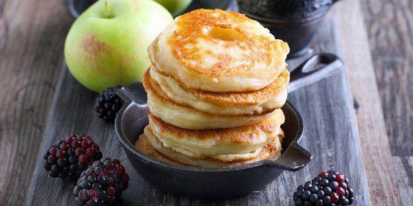 ricette frittelle di mele