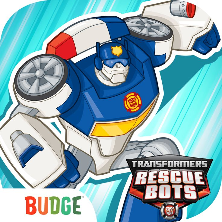 Transformers Rescue Bots: Hero Adventures Kids App  Little heroes are called on to help keep the people of Griffin Rock safe in Transformers Rescue Bots: Hero Adventures! Natural disasters and evil Morbots are threatening people's safety, and it is up to players to enlist their favorite Rescue Bots and embark on thrilling rescue missions. From extinguishing lava, to restoring power and capturing invading Morbots, kids will roll to the rescue!