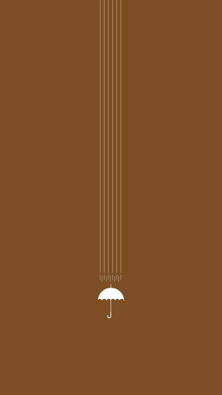 Wallpaper iphone umbrella - Umbrella Tap To See Minimal Iphone 5 6 Wallpapers Collection Mobile9 Minimalist