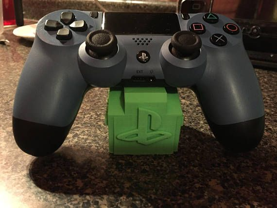 3D Printed PS4 Controller Stand PS4 Dual Shock 4 Stand 3D