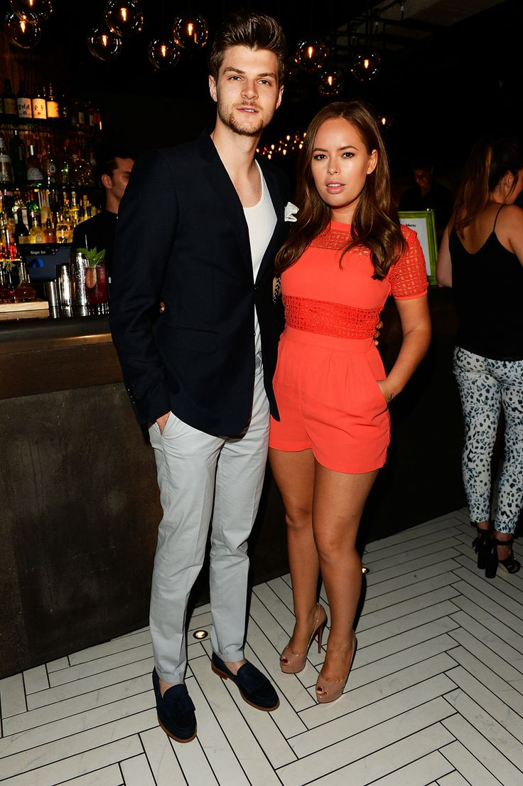 Tanya Burr stepped out in style last night to the #houseoffraser and Shortlist #lcmclosingparty
