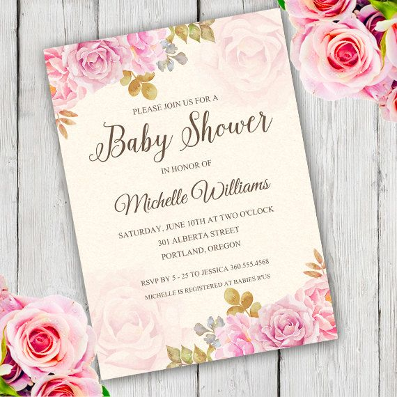 25+ beste ideeën over Baby shower invitation templates op Pinterest - free download baby shower invitation templates