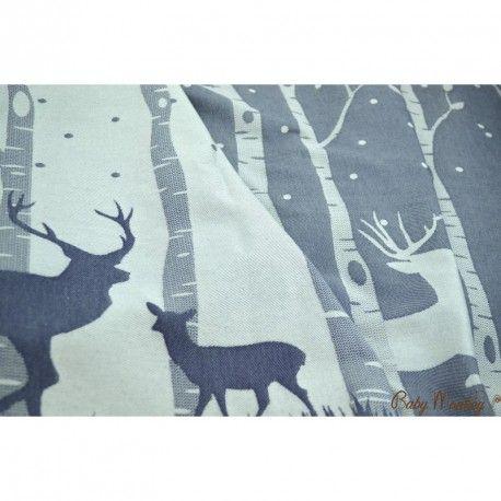 BabyMonkey - Snowy Forest - Poppy velikost 6 cena 2212,-