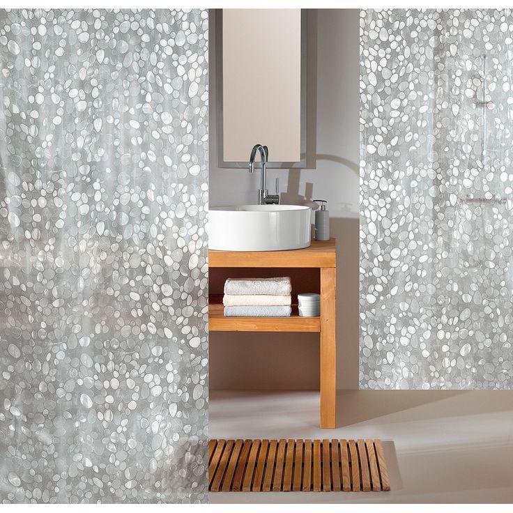 Kleine Wolke Cristal douchegordijn 180x200 cm | Blokker
