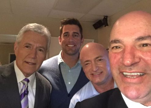 Aaron Rodgers is Going to Be On Jeopardy -- Is there anything this man cannot do? Green Bay Packers quarterback Aaron Rodgers shot an appearance on Celebrity Jeopardy! The episode airs in May.