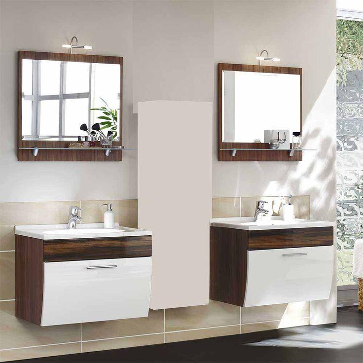 25+ ehdottomasti parasta ideaa Pinterestissä Badmöbel weiß - badezimmermöbel weiß landhaus