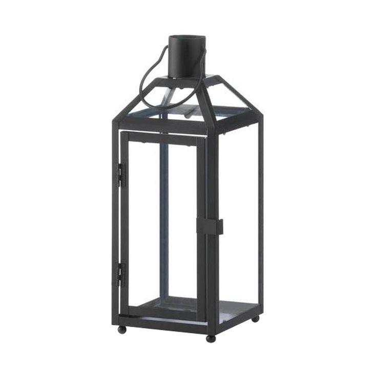 Sunrise Home Locomotion Decorative Midtown Small Candle Lantern -