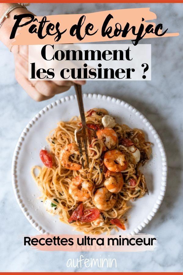 Comment Cuisiner Le Konjac Recettes Konjac Recettes Konjac Recette Pates Konjac