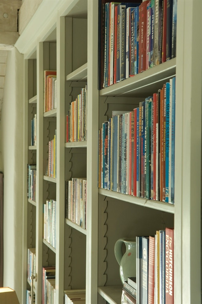 Neptune Living Fitted Storage - Pembroke Fitted Bookcases
