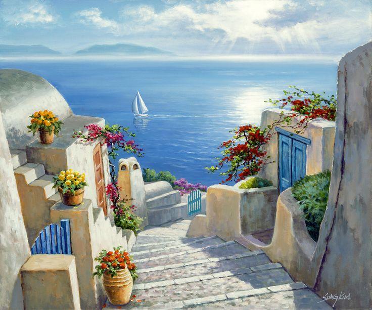 Greece. Sung Kim