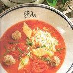 Praktická Kuchařka: Jemná polévka s knedlíčky
