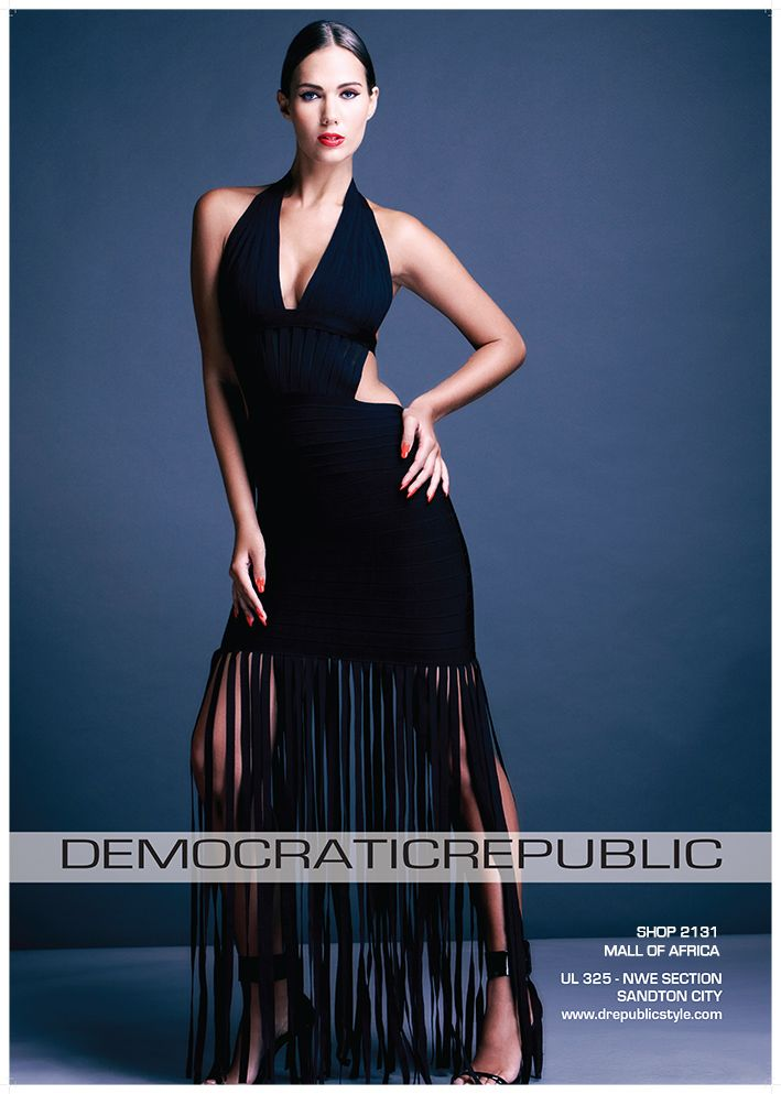 Time to embrace Elegance... only at DemocraticRepublic