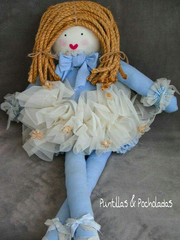 Bailarina Rococo