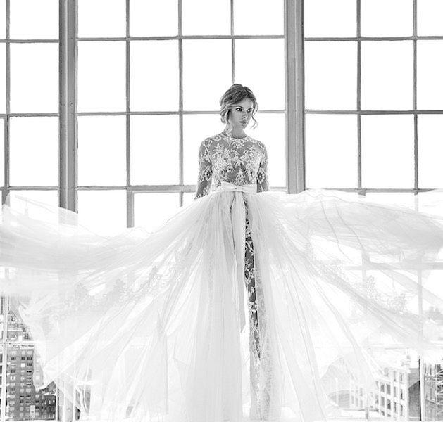 Zhuair Murad sposa 2018