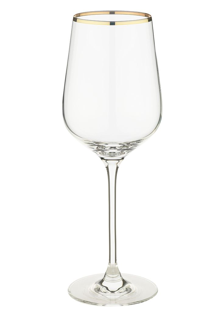 BRIM WINE GLASS - 450ml