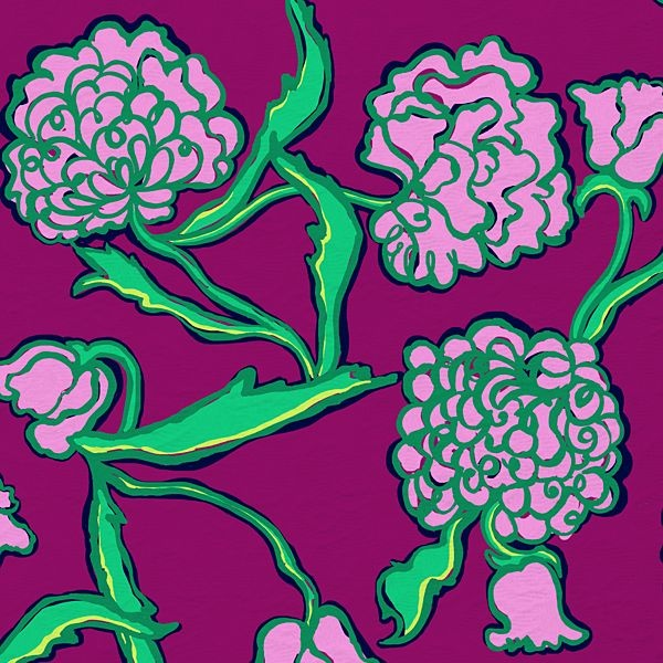 Pocket Full of Posies - Lilly Pulitzer Fall 2012