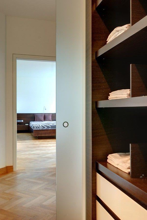 Marvelous  ankleide kleiderschrank schlafzimmer begehbarer kleiderschrank schiebet r glas innenarchitektur