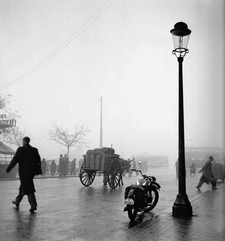 Francesc Català Roca / Madrid. Spain. 1950's