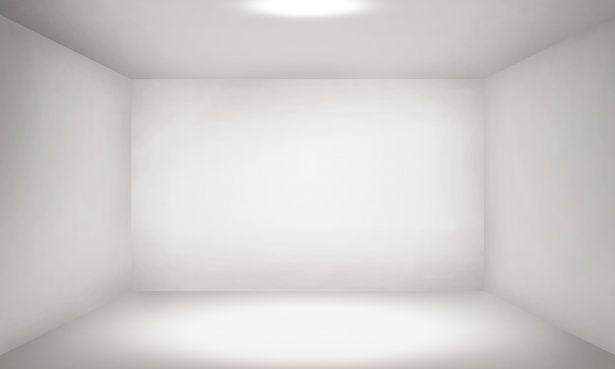 Empty White Room White Room White Wall Bedroom All White Room