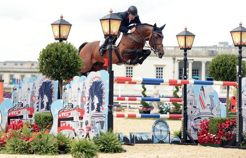 Nick Skelton and Big Star - what a year they've had!