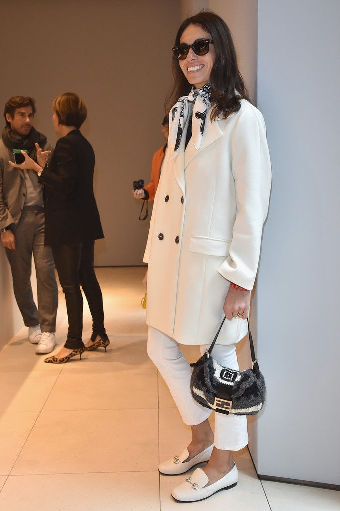 Viviana Volpicella Photos: VALEXTRA PRESENTATION - Milan Menswear Fashion Week Fall Winter 2015/2016