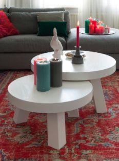 Woonmagazine, mooie salontafels