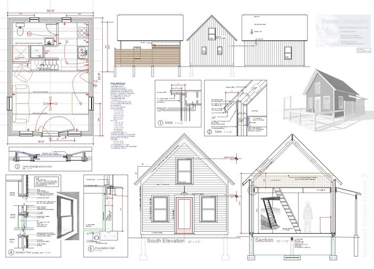 480 Best Tiny House Floorplans Images On Pinterest