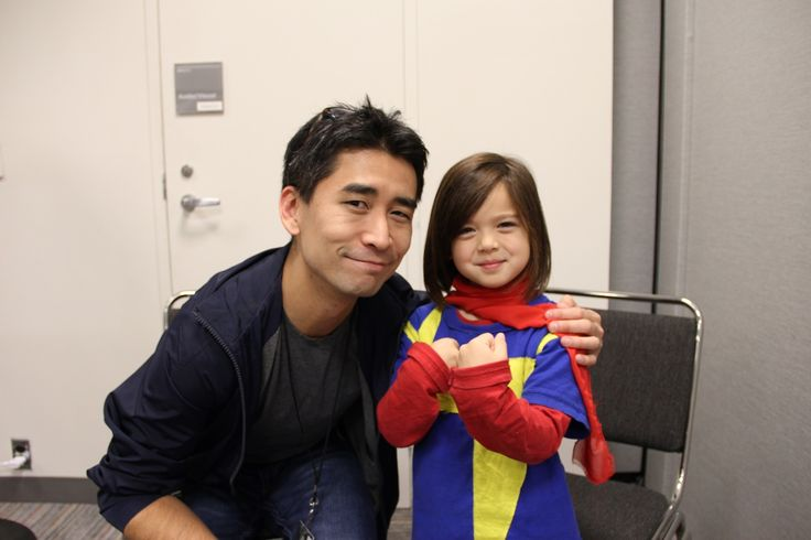 Interview with Kazu Kibuishi--creator of the Amulet graphic novels--at New York Comic-Con
