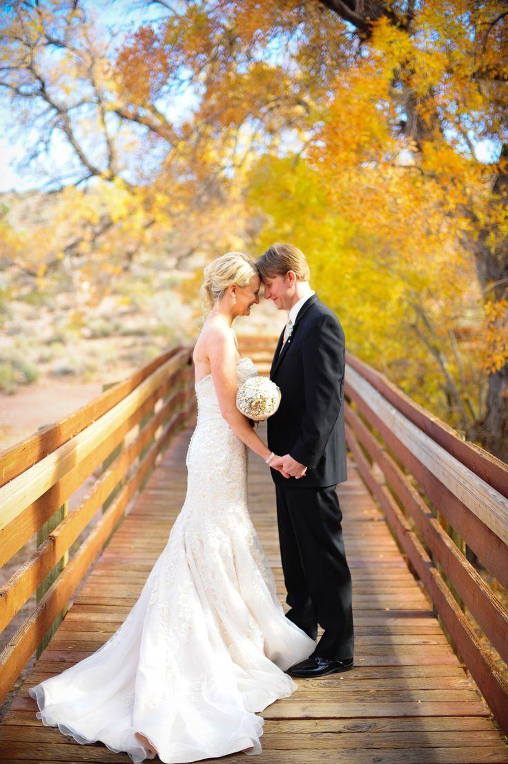 Calico Basin Wedding