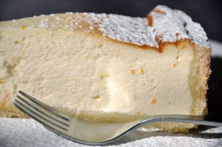 Ricette light: torta classica di ricotta