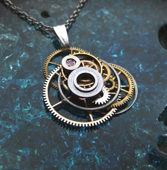 Is Steampunk Jewelry A Craft Or An Art: 17 Best Images About Recycle Crafts On Pinterest