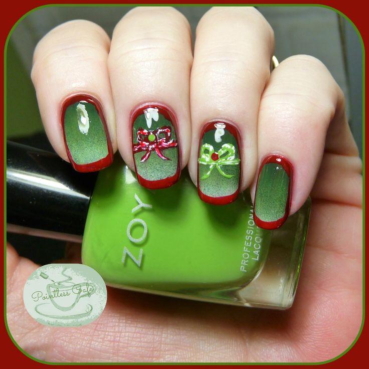 Xmas Nail Polish Ideas: 17 Best Images About Nail Polish / Manicures On Pinterest