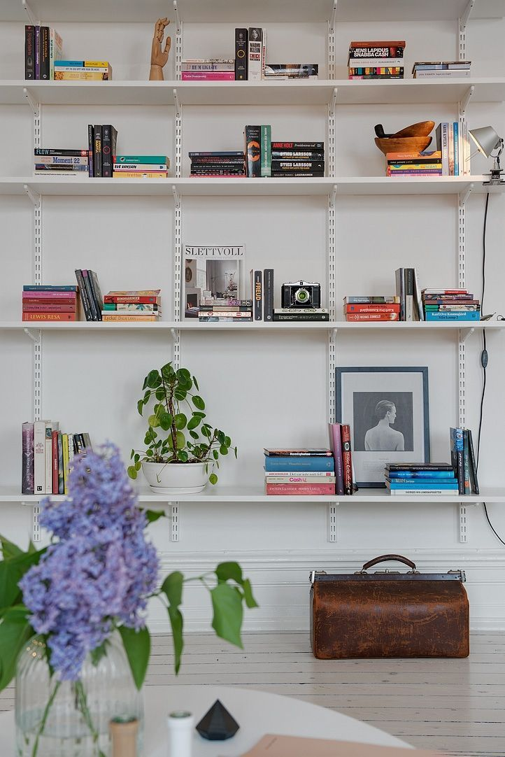 basic and affordable shelving