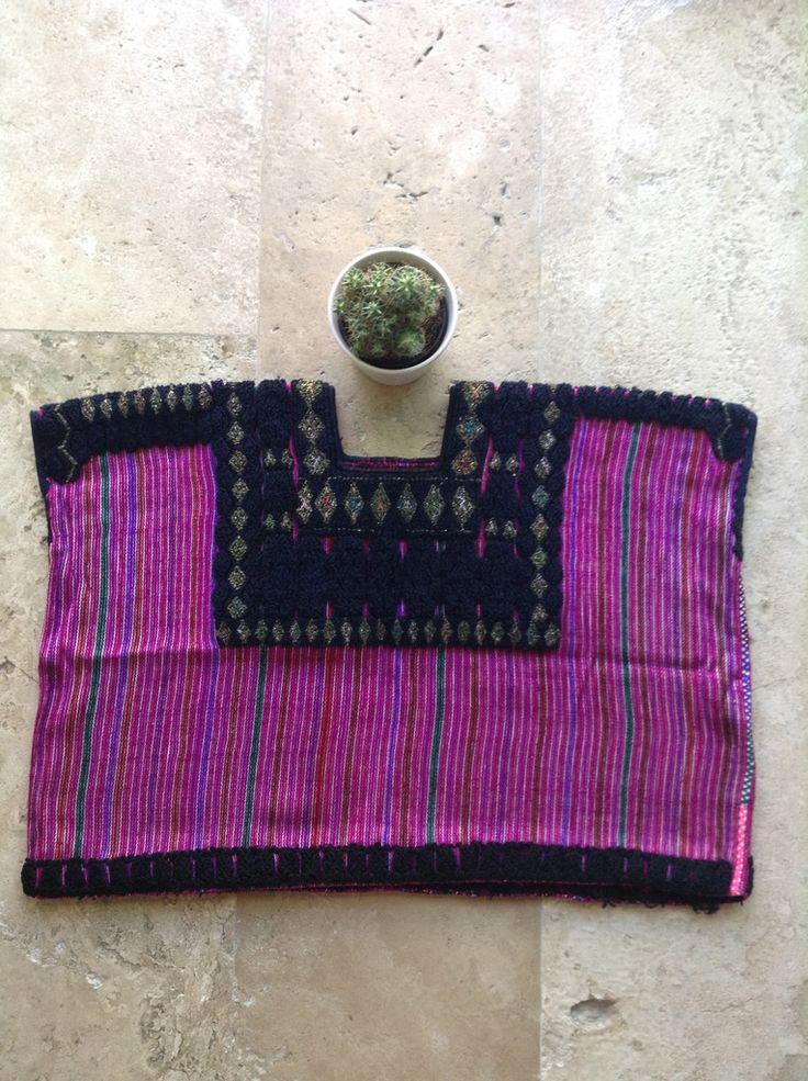 Traditional Vintage Huipil