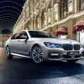 A few weeks ago the new BMW 7 Series G11 / G12 has celebrated its global launch and a series of photoshoots are slowly coming up online. From Russia - a pri